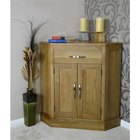 solid oak corner telephone lamp end table best price