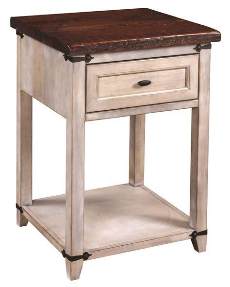 1 Drawer Nightstand by Winesburg Barn 1 Drawer Nightstand Herron S Amish Furniture