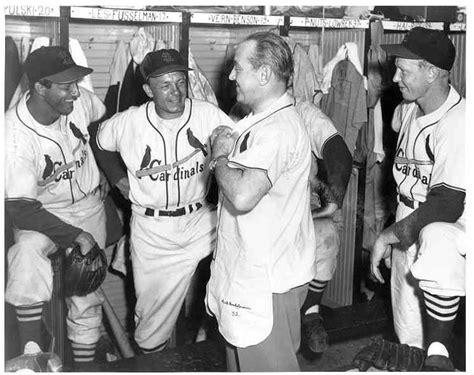gussie busch stood   confluence  beer  baseball