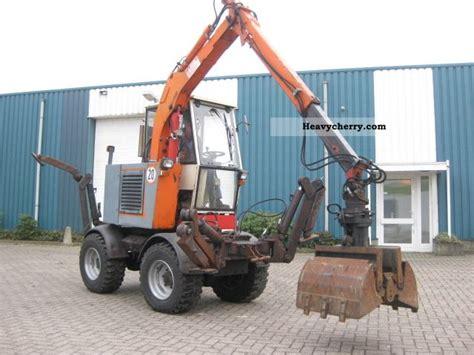 kmb mobile kmb 113af 1994 mobile digger construction equipment