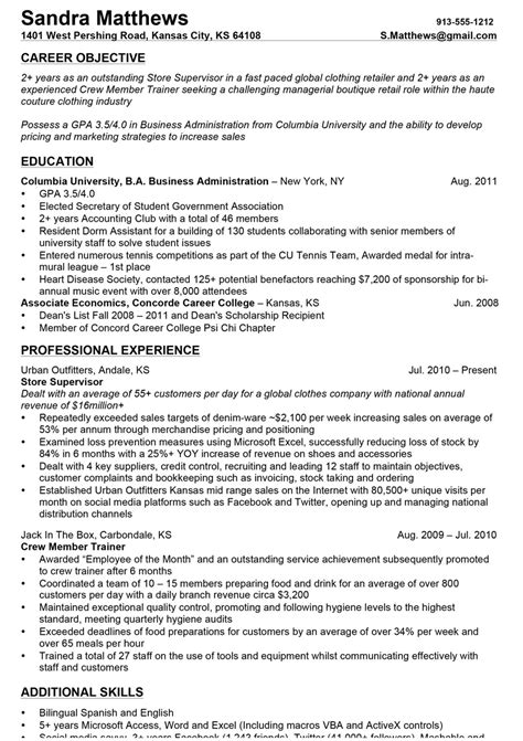 ceo resume example melbourne resumes