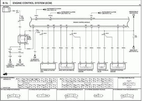 automotive service manuals 2001 kia rio electronic valve timing 2001 kia optima v6 purge valve in box near gas tank two wire