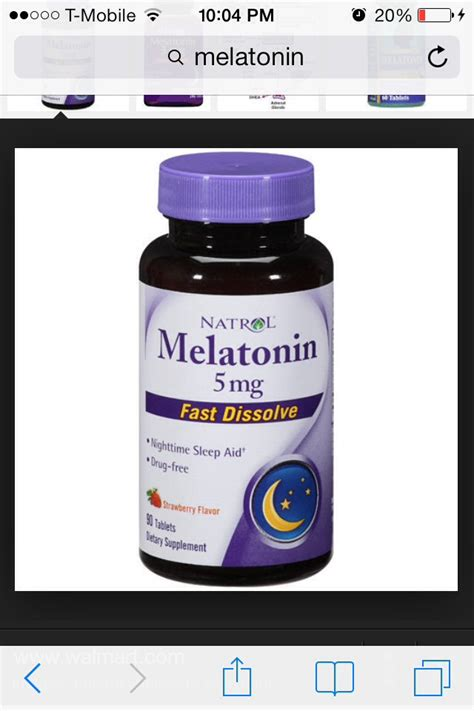 melatonin before bed can t sleep take melatonin before bed it naturally
