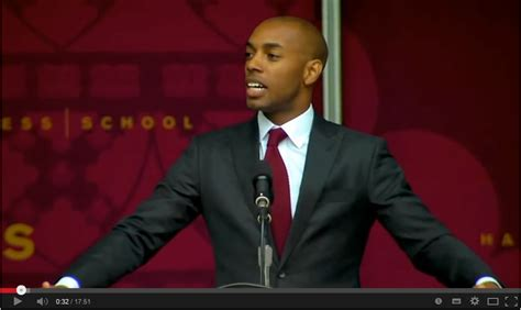 Casey Gerald Hbs Mba by Extraordinary Commencement Address By Harvard Business