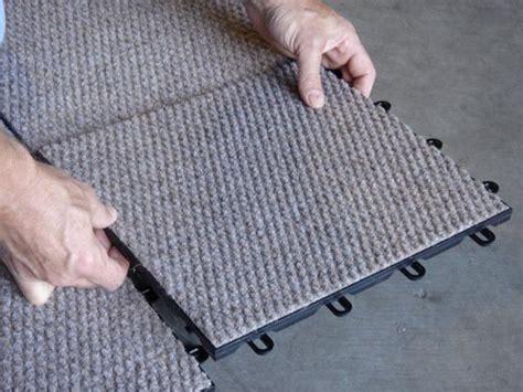 TheramlDry? Carpeted Basement Flooring   Mold & Waterproof