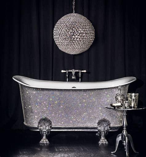 harrods bathroom 163 150 000 swarovski studded bathtub at harrods extravaganzi