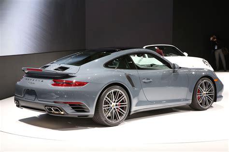 porsche 2017 911 turbo 2017 porsche 911 turbo turbo s pack even more power