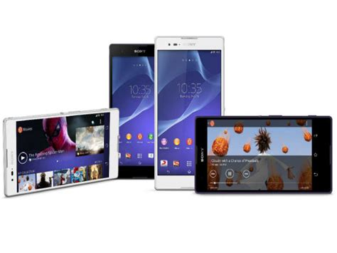 Hp Android Sony T2 Ultra android lollipop 5 0 update confirmed for sony xperia t2 ultra and xperia c3 smartphone gizbot