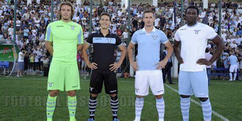 Lazio 3rd Jersey Bola three jersey lazio for 2012 13 season the soccer forces