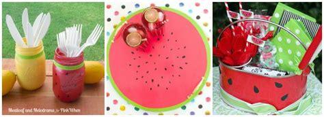 come sistemare le posate a tavola festa di compleanno a tema anguria feste e compleanni