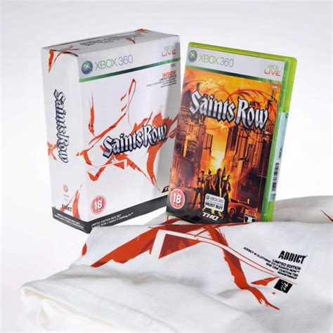 Spammer Addict T Shirt Edition collectorsedition org 187 saints row limited edition addict