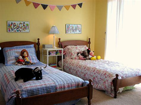 sharing a bedroom with a roommate tips for shared kids rooms