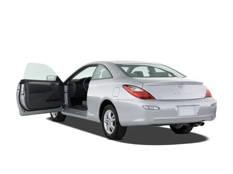Two Door Toyota Cars image 2008 toyota camry solara 2 door coupe v6 auto se