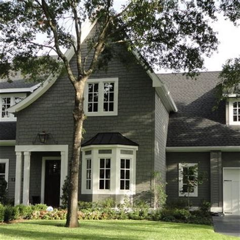 amherst gray shakes idea exterior house house color exterior colors paint colors amherst