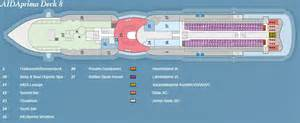 aida deck aidaprima das neuste und sch 246 nste schiff der aida flotte