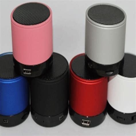 Bluetooth Speaker Mini Led Speaker Lu Warna Speaker Aktif Mini mini bass portable bluetooth speaker s10u blue jakartanotebook