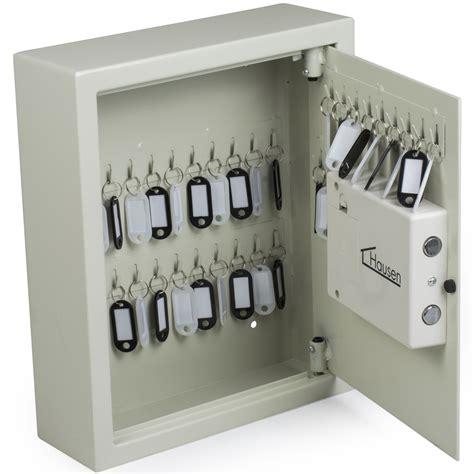 wall mounted key cabinet hausen wall mounted key cabinet safe 48 key hausen