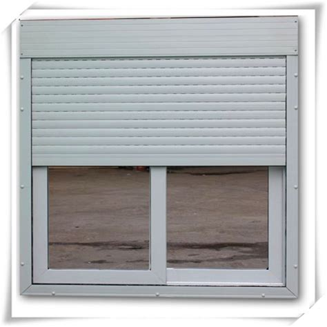 Where To Buy Window Shutters Aluminium Rolling Shutters Roll Up Window With Auto Roller