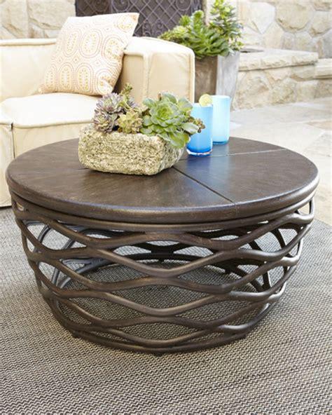 beistelltisch outdoor industrial renaissance outdoor coffee table
