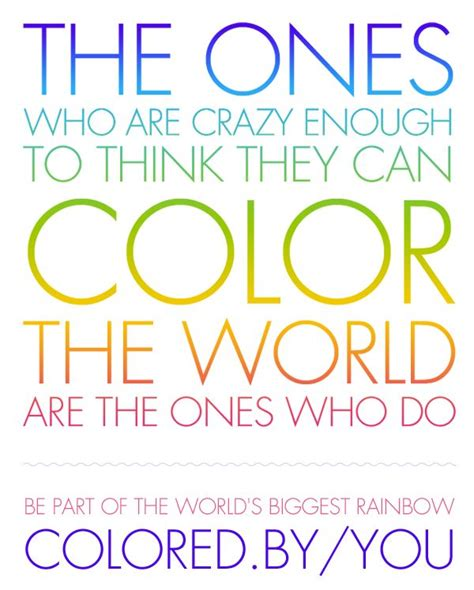 quotes about color 124 best images about colour my world on