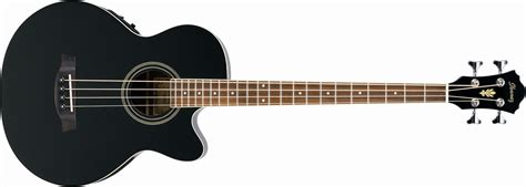 Bridge Bass Akustik 1 ibanez aeb8e acoustic bass guitar