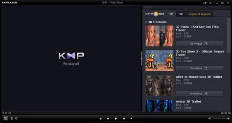 kmplayer descargar