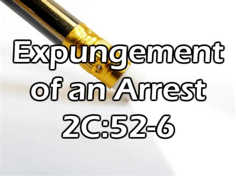 How To Remove Charges From Your Criminal Record Parsippany Arrest Expungement Lawyers Expungement Of Charges Attorney Mount Olive Nj