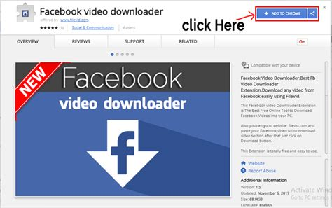 fb video downloader facebook video downloader browser extension facebook
