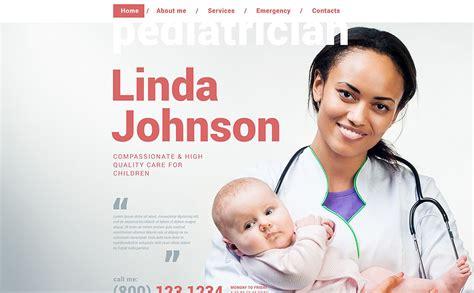 Pediatrician Website Template Pediatrician Website Template