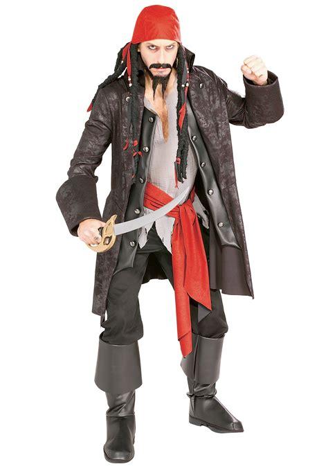 pirate costume captain cutthroat pirate costume