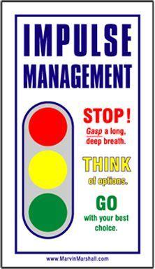 Managing Impulsivity Worksheets by To Help Students Impulses Impulse