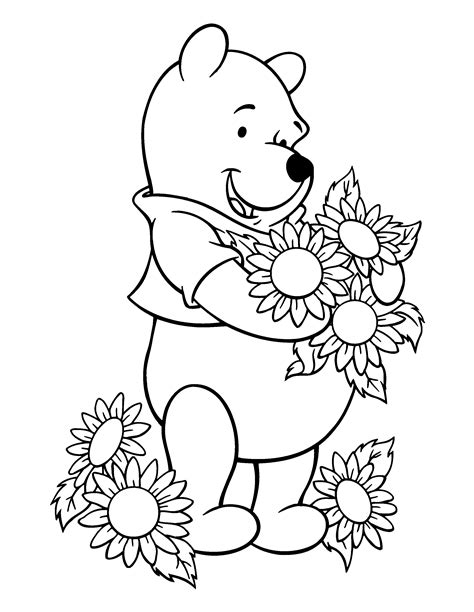winnie the pooh coloring book winnie the pooh coloring books printable