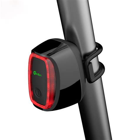 Meilan X6 Lu Sepeda Rechargeable Bicycle Smart Taillight meilan x6 lu sepeda rechargeable bicycle smart taillight black jakartanotebook