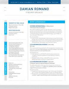 6 Colorful Resume Templates Jobscan Blog