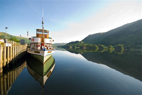 fishing boat hire ullswater boat trips in the lake district blenheim lodge