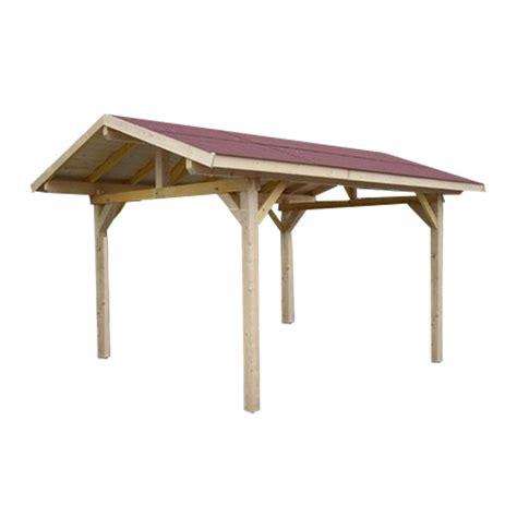 tettoia in legno tettoie pergolati e carport auto in legno per giardino