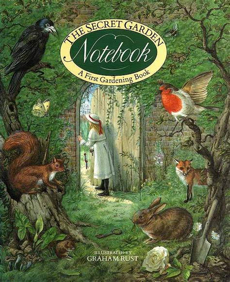 the secret garden illustrated books graham rust illustrated by graham rust img017 jpg