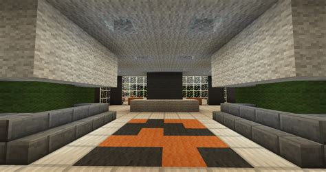 modern city project minecraft project