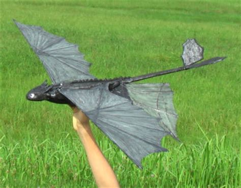 How To Make A Paper Fury - 羽ばたき機 羽ばたき ornithopter pterosaur 翼竜 鳥 bird 超小型飛行機と羽ばたき機