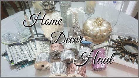 home decor haul home sense and dollarama
