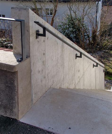 Handlauf Treppe by Metall Werk Z 252 Rich Ag Gel 228 Nder Handlauf Und