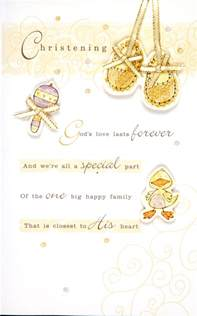 baby s christening embellished greeting card cards kates