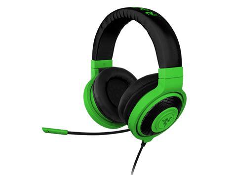 Headset Razer Kraken razer kraken pro neon analog gaming headset