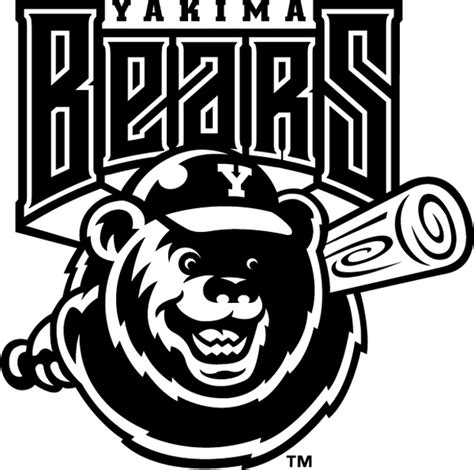 graphics design yakima yakima bears free vector in encapsulated postscript eps