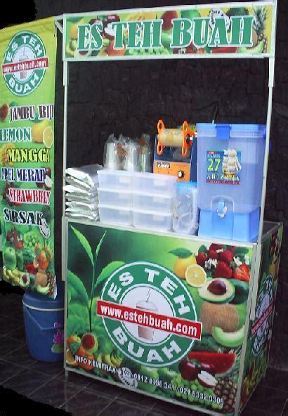 Waralaba Teh waralaba franchise minuman peluang usaha modal kecil