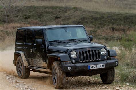 Fotos De Jeep Fotos De La Prueba Jeep Wrangler Unlimited Crd 75