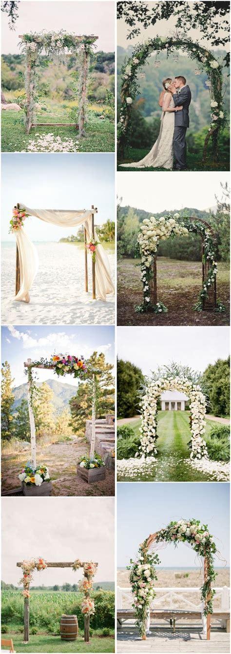 Best 25  Simple wedding arch ideas on Pinterest   Wedding