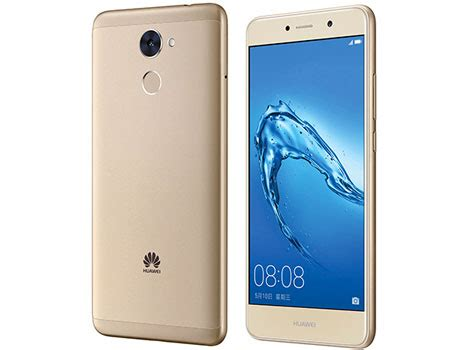 Huawei Y7 Prime 32 Gb Gold huawei y7 prime dual sim 32gb 3gb ram 4g lte gold