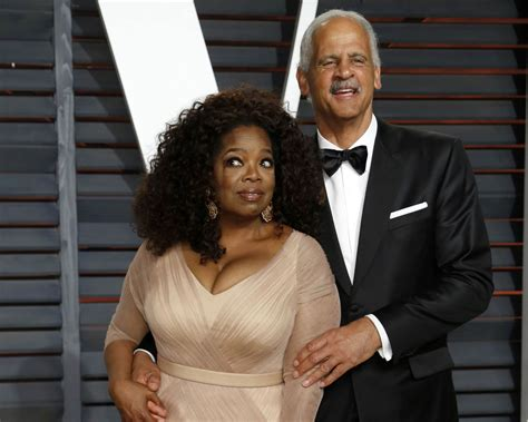 oprah winfrey partner oprah on why she never married longtime partner stedman graham
