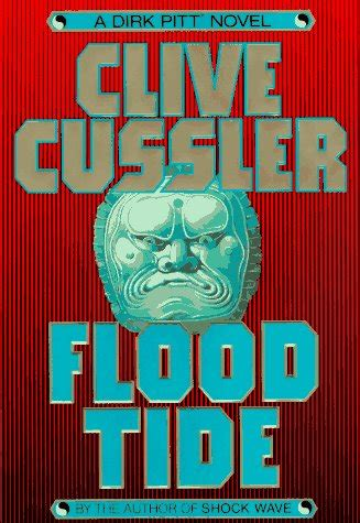libro shock wave dirk pitt fiction book review flood tide by clive cussler author simon schuster 26 512p isbn 978 0